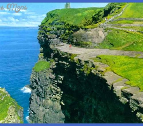 The 5th Tourist Attractions in Ireland: The Cliffs of Moher | Go ...