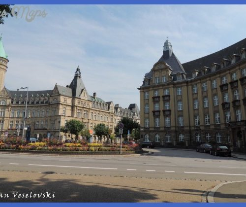 Luxembourg City … City Break – Attractions-Sights-Landmarks | I am ...
