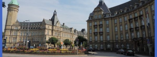 Luxembourg City … City Break – Attractions-Sights-Landmarks   I am ...