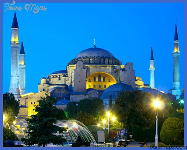 sights and attractions in turkey 13 Sights and Attractions in Turkey