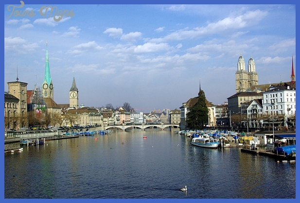 Things to Do in Zurich, Switzerland: Travel Attractions & Guide