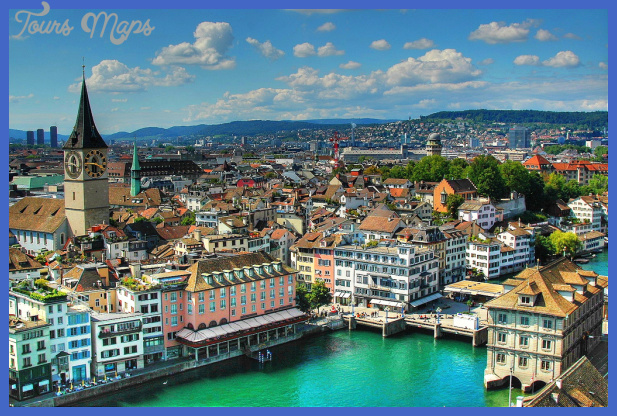 10 Awesome Things to do in Zurich, Switzerland
