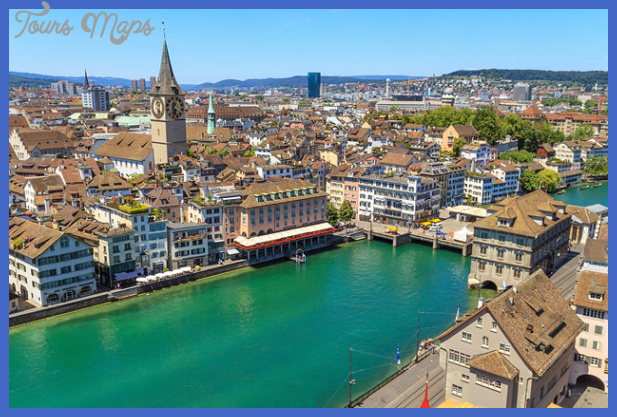 West of the Limmat - Zurich Attractions | PlanetWare