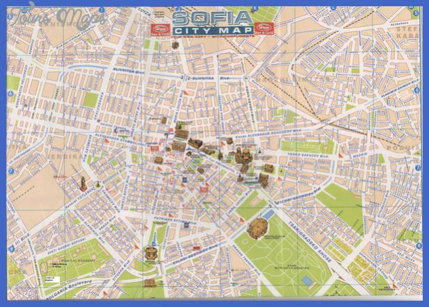 sofia map 2 SOFIA MAP