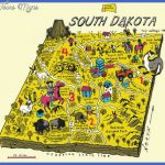 south dakota map tourist attractions 1 150x150 South Dakota Map Tourist Attractions