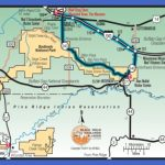south dakota map tourist attractions 19 150x150 South Dakota Map Tourist Attractions