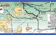 Rapid City Map - How to get to Rapid City