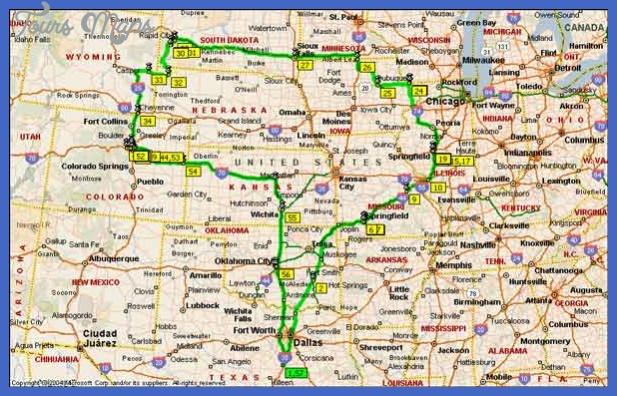 south dakota subway map  8 South Dakota Subway Map