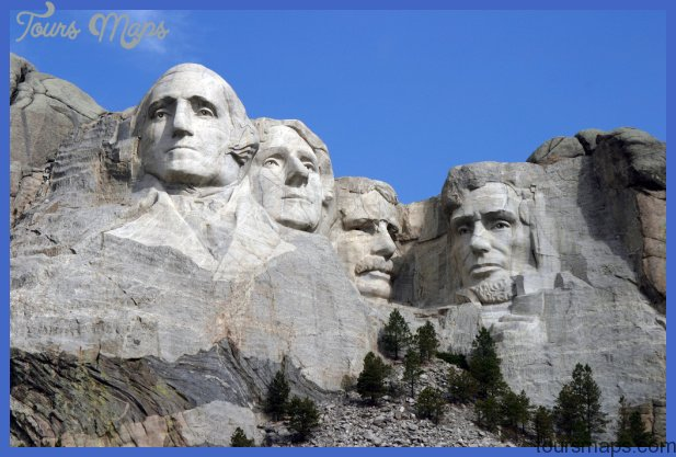 Fotó: Mount Rushmore, South-Dakota, USA, flickr.com, by dean.franklin