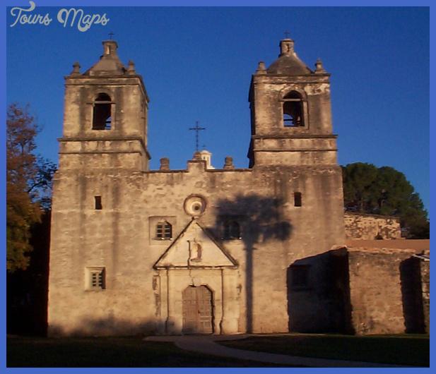 ... Nuestra Señora de la Concepción de Acuña, San Antonio, Texas