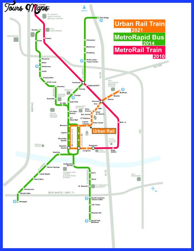 texas subway map 9 Texas Subway Map
