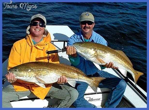 Fishing the Fall Redfish Run
