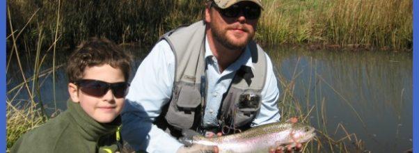 Fall Fishing on Oak Creek
