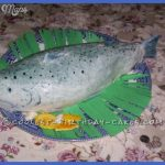 ... » Fishing » Cool Cake Idea: The Fish that Didn't Get Away