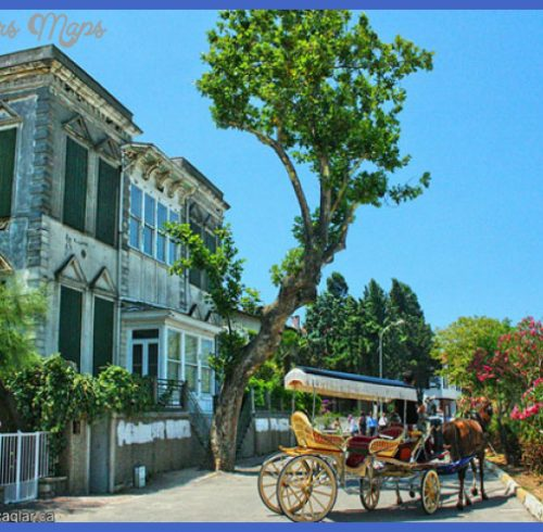 Princess Island Day Tour from Istanbul | IstanbulTours.org