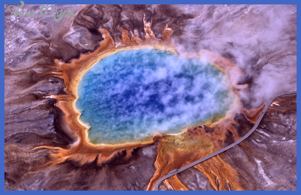 the smallest life forms microorganisms yellowstone  7 THE SMALLEST LIFE FORMS Microorganisms Yellowstone