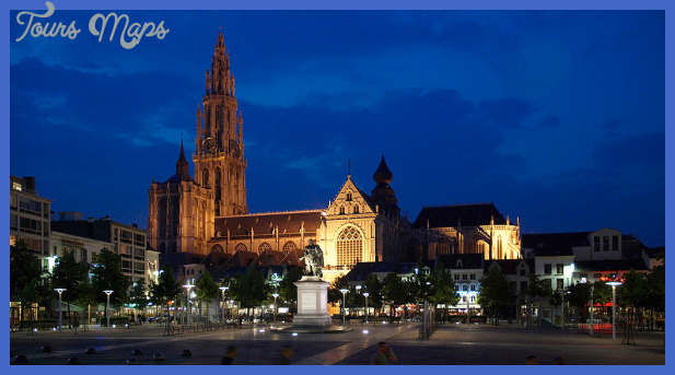 Travel to Antwerp | Diamondland