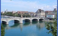 Travel Wallpapers, Basel, Switzerland Wallpaper. (1024x768) 142 Kb.