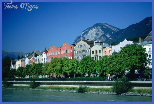 Travel to Innsbruck, Austria - Innsbruck Travel Guide - Easyvoyage