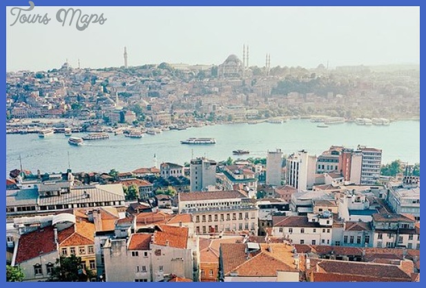 girl with a top knot: Armchair Travel to Istanbul