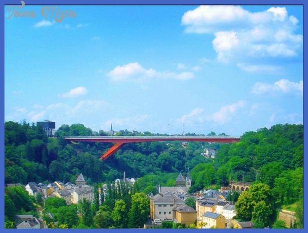Luxembourg City, Luxembourg - Travel To Eat