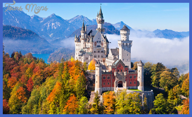 Distinctly Deutschland | Bavaria. Germany's heart.