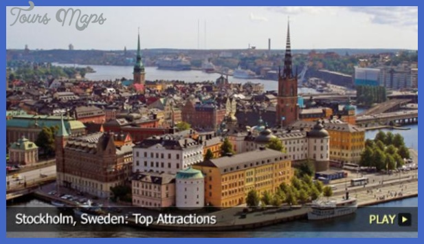 Stockholm, Sweden: Top Attractions | WatchMojo Videos - Yahoo Screen