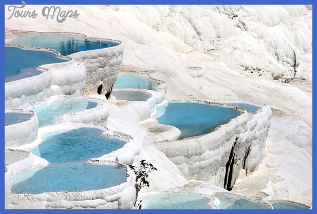 Travel to Pamukkale - Turkey