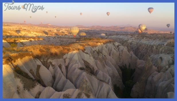 HotAirBallon@Cappadocia | Travel to Turkey | Pinterest