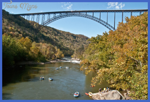 ... River Bridge – Fayetteville, West Virginia – Intelligent Travel