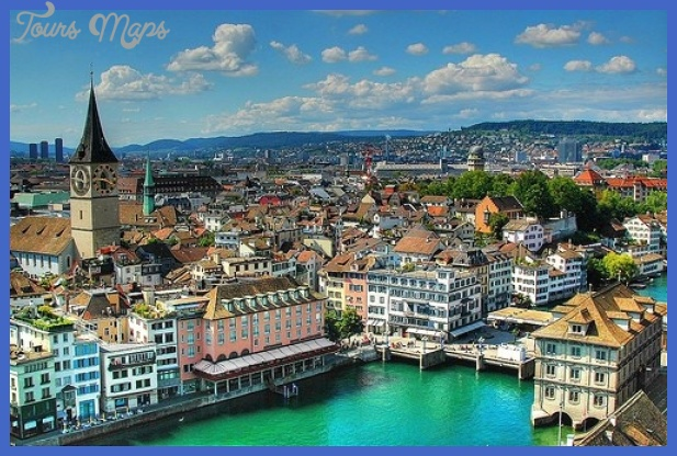 Travel to Zurich Switzerland | In-Travel | Pinterest