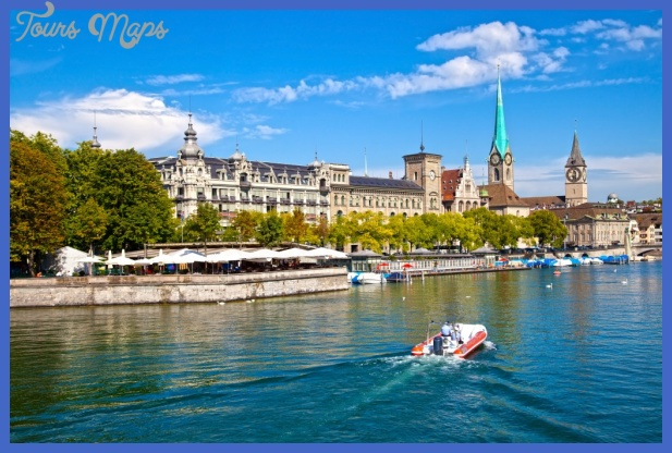 Visiting Zurich: Switzerland's Biggest City | Viator Travel Blog