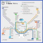Virginia Duran Blog- Infographics- Subway Map- Oslo