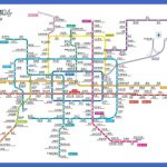 Virginia Duran Blog- Infographics- Subway Map- Beijing