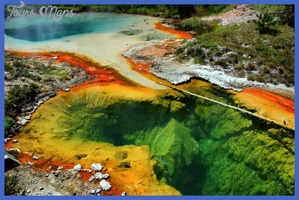west thumb geyser basin 0 West Thumb Geyser Basin