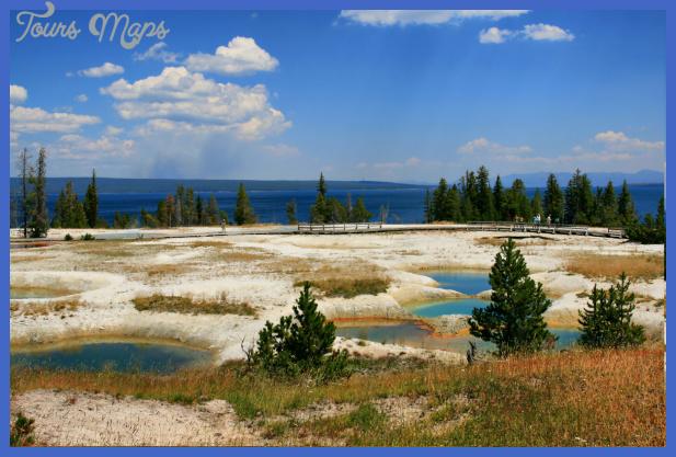 west thumb geyser basin 1 West Thumb Geyser Basin