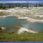 Panoramio - Photo of West Thumb Geyser Basin