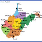 west virginia map tourist attractions 5 150x150 West Virginia Map Tourist Attractions