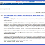 Annotated Bibliography Example Of Website