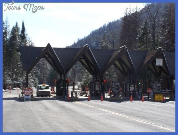 yellowstone east entrance 3 Yellowstone: EAST ENTRANCE