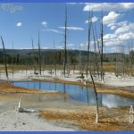 Opalescent Pool, Black Sand Basin, Yellowstone National Park ...