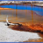Panoramio - Photo of Opalescent Pool at Black Sand Basin, Yellowstone
