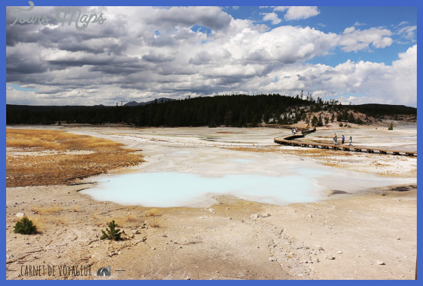 yellowstone geyser route two castle and daisy geysers and an extension to black sand pool  19 Yellowstone Geyser Route Two: Castle and Daisy Geysers and an extension to Black Sand Pool