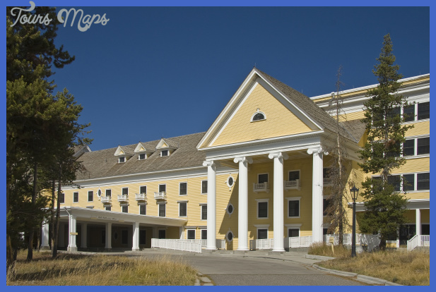 yellowstone lake hotel 0 Yellowstone Lake Hotel