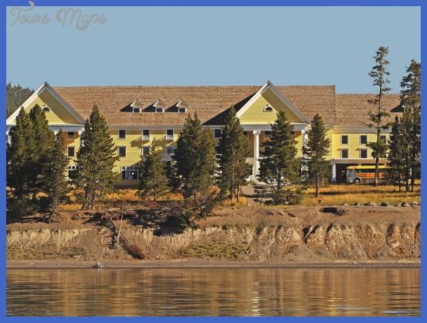yellowstone lake hotel 2 Yellowstone Lake Hotel