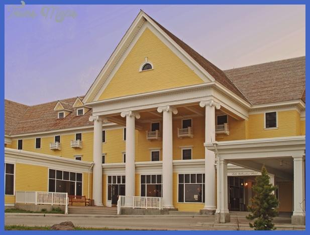 yellowstone lake hotel 4 Yellowstone Lake Hotel