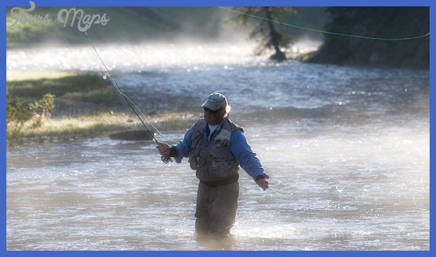 Yellowstone Fishing | Trout Fishing and Fly Fishing in Yellowstone