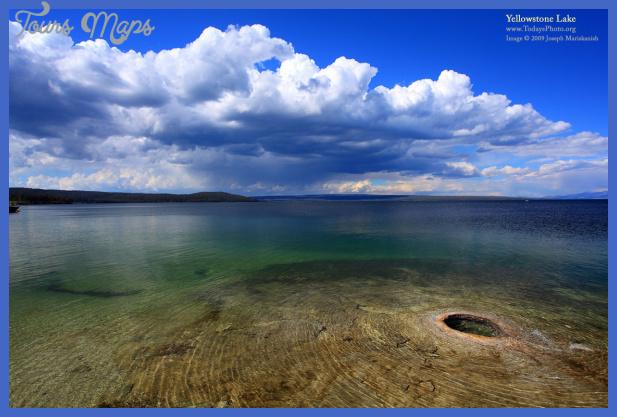 yellowstone lake 5 Yellowstone Lake