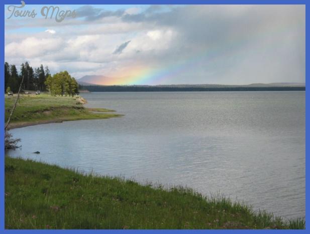 yellowstone lake 6 Yellowstone Lake