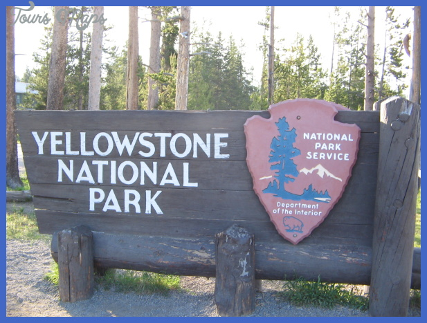 yellowstone south entranc 14 Yellowstone: SOUTH ENTRANC